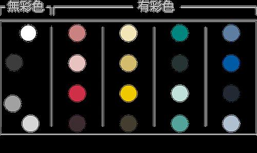 色の三属性03-色相-