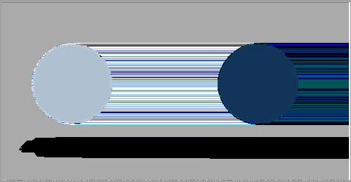 色の三属性06 ベビーブルーとネービーブルー